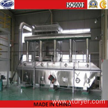 Sebacic Acid Vibrating Fluid Bed Drying Machine