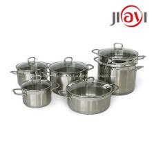 Cacerola de utensilios de cocina de acero inoxidable de alta calidad