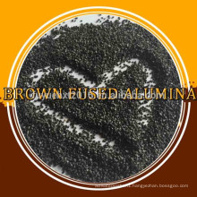 Emery Brown fused alumina for mixing used to construction