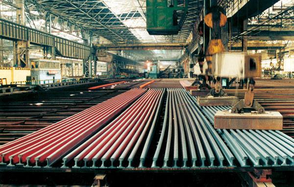 90 lbs rail