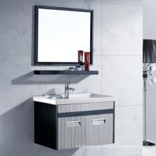 Gabinetes de la vanidad del cuarto de baño del precio bajo montados en la pared