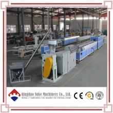 WPC-Brett-Extruder-Produktions-Verdrängungs-Linie