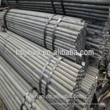 Tubo mecánico de acero al carbono sin costuras