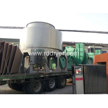 spin flash dryer machine for sodium cyanate