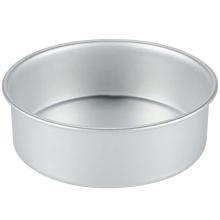 Moule à gâteau rond en aluminium