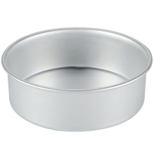 Forma redonda de alumínio para bolo