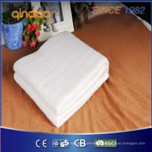 150 * 80 centímetros lã velo único aquecimento elétrico cobertor
