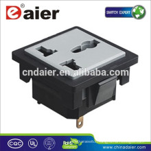 Universal Electrical Receptacle Types / Electrical Extension Socket With Screw