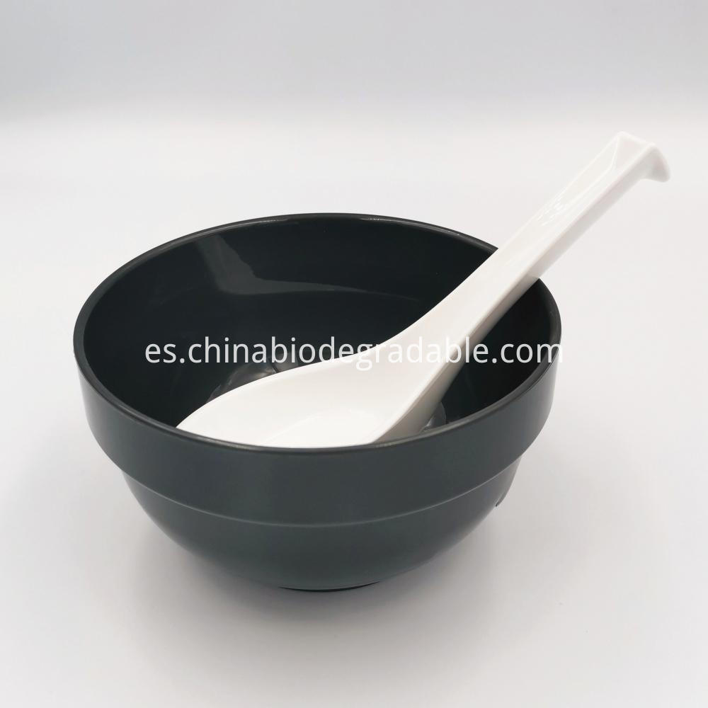 Plant-based High-quality Safe Soup Spoon