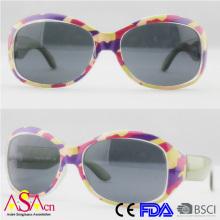 Модные поляризованные солнцезащитные очки для детей качества с сертификатом FDA (AC001)