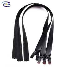 Wholesale Open End #5 Printing Customized Waterproof Zipper For Clothing