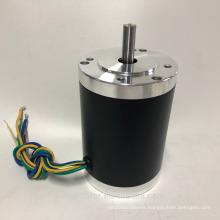 24V 48V 330W 80mm round motor brushless dc motor