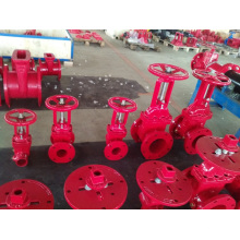 UL / FM Gate Valve 200psi-OS & Y Type Flanged End