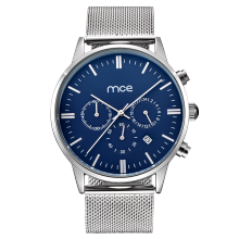 Lower moq for oem chronograph men watch
