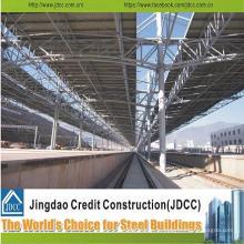 Структура Здания Железнодорожного Проекта Jdcc Сталь