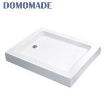 Hot Selling high quality cheap family bathroom acrylic shower tray india