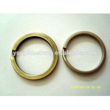 Ring type and zinc alloy material custom metal ring