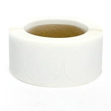 NX023 wholesale Adhesive Thermal sticker paper Label custom size print label paper