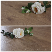 12mm Merbau Eir Sparking Wax V-Bevelled European Style Water Proof Use German Technology with Uniclic and CE AC3 HDF Best Price Laminate Floor
