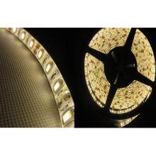 Tira de LED Samsung de alta potencia 55lm / LED SMD 5730 5630 Tira flexible de LED en amarillo