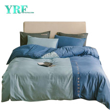 Hot Sale Condo Luxury 130GSM Fashion Style Polyester Brushed Bed Sheets