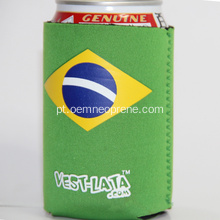Venda quente Leve Neoprene Isolados Can Coolers