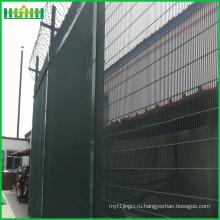 Alibaba Express Anti Cut Plastic Coated 358 Тюремный забор