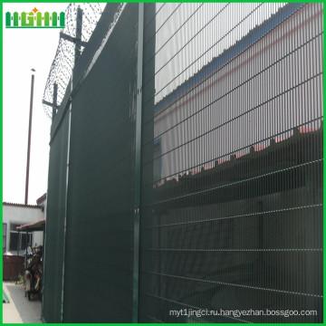 Производитель 358 защитный забор / 358 противоугонный забор / сварной забор