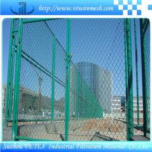 Malla de alambre del acoplamiento de cadena del acero inoxidable 304