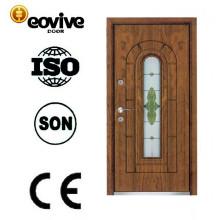 Puerta de seguridad blindada de estilo turco