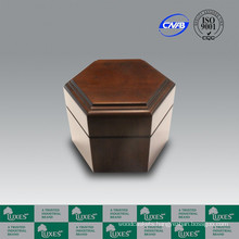 LUXES Cheap Cremation Wooden Urns For Ashes