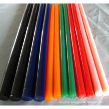 color Hot melt glue stick used for Skateboarding shoes
