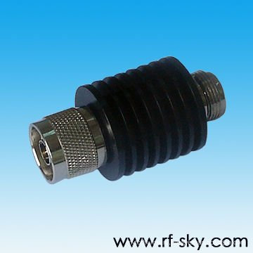 По-РН-6 г-5-30 округлость в DC-6 ГГц 30 дБ 5 Вт РФ аттенюатор с N типа