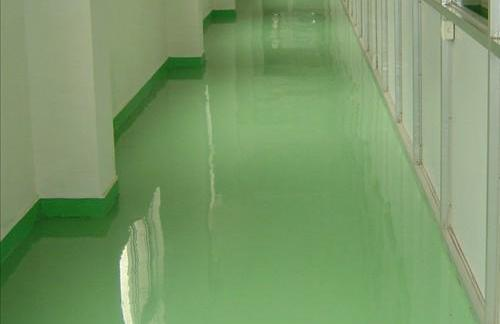 High Quality Waterborne Epoxy Floor Coating
