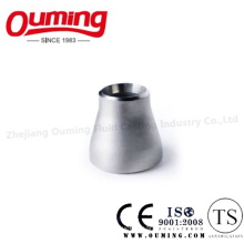 Stainless Steel Butt Welding (BW) Concentric Reducer