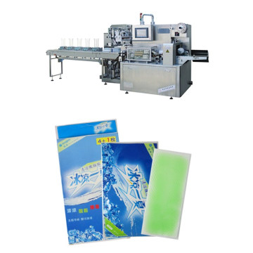 Rapid Test 4-Side Sealed Pouch Packing Machine