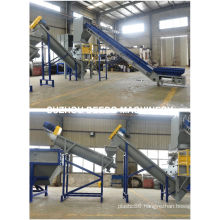 Plastic Recycling Plant for Film and Bottle