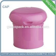 28mm geprägte Twist Top Cap Sockel Kopf Cap Schrauben Baby Shampoo Cap