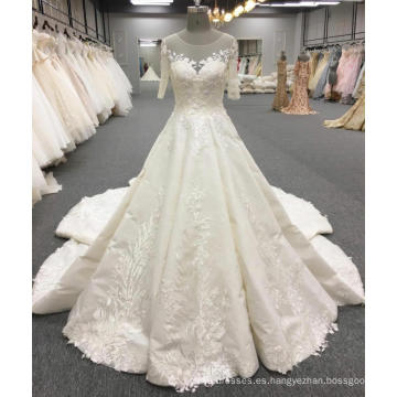 Alibaba vestidos de novia vestido de novia 2018 WT319