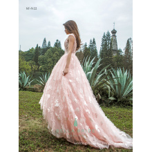 Sweet pink ball gown vestidos de quinceanera dresses short front long back