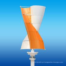 Turbina eólica em espiral (eixo vertical)
