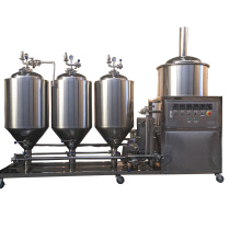 Stainless steel 50l 100l Mini craft beer all in one home brewery system