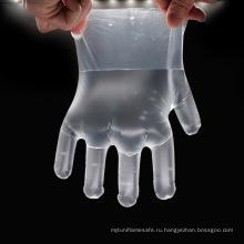 Пищевая одноразовая перчатка