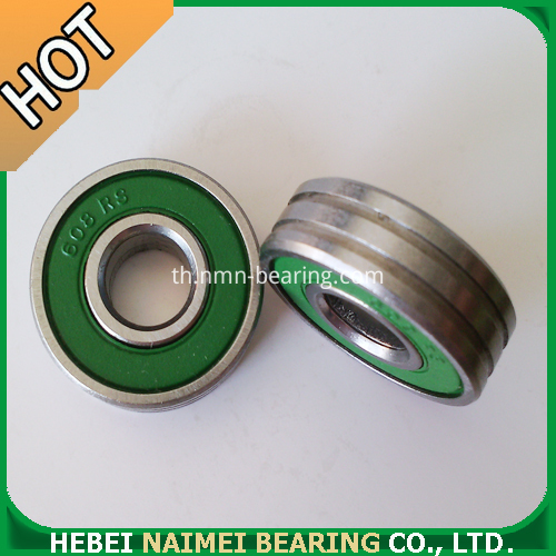 Grooves Ball Bearings