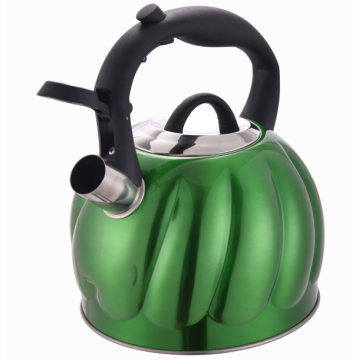 3 Quart Whistle Kettle Induktion Moderner Edelstahl