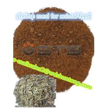 Harina de camarón en polvo de proteína de alta calidad para aves de corral