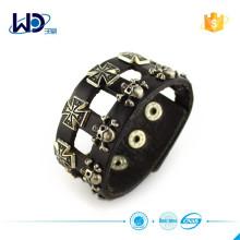 Modeschmuck Leder Armband