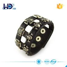 Fashion Charm Leather Bracelet
