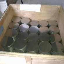 China High Quality 410 Ba Cold Rolled Stainless Steel Circle