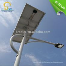 Solar- und Windhybrid führte Straßenlaterne der Straßenlaterne 10w 120w und Solarhybridstraßenlaterne